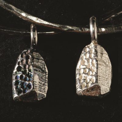 Bachwen Jewellery range from Silverfish Designs