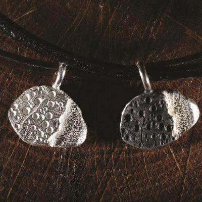 Trefael Studs by Silverfish Designs